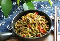 经典湘菜-酸豆角炒肉末的做法