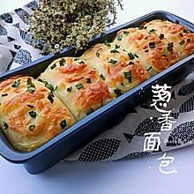 葱香芝士肠仔面包