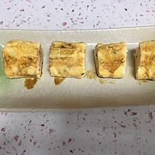 肉松芝麻厚蛋烧(玉子烧)