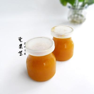 自制芒果酱