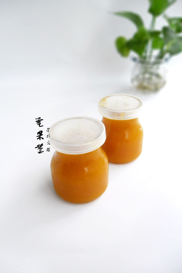 自制芒果酱的做法