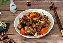 暖身羊肉锅#跨界烤箱 探索味来#的做法