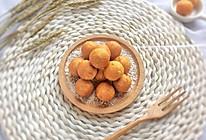 记忆中的味道:豆沙红薯小丸子的做法