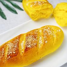 南瓜椰蓉面包条