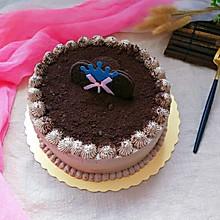 奥利奥咸奶油蛋糕#跨界烤箱 探索味来#
