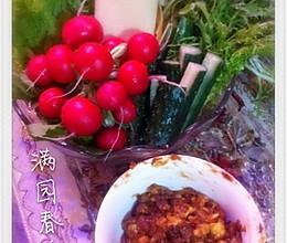 蘸酱菜--东北人就爱这个味儿!的做法