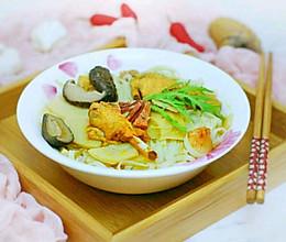 冬笋火腿鸡汤面#精品菜谱挑战赛#的做法