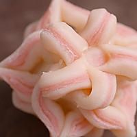 【芙蓉酥】面团做出一朵花,色香味全酥掉渣!的做法图解7