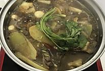 羊蝎子锅的做法