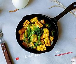 葱葱油盐焗薯黍的做法