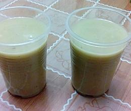 牛油果汁的做法