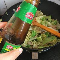 改良版酱爆洋白菜的做法图解6