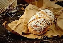 【手揉法】免揉全麦蔓越莓软欧包的做法