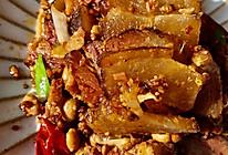 家常自制豆豉炒腊肉的做法