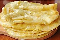 一层一层撕着吃的家常油饼的做法