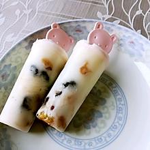 蜜豆酸奶雪糕