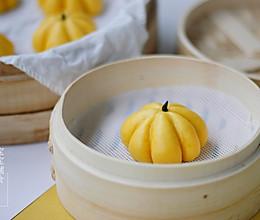 宝宝辅食:南瓜馒头的做法