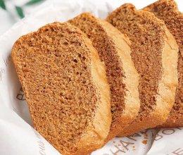 红糖黑麦面包