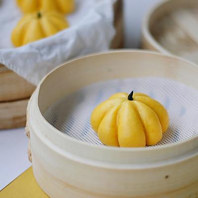 寶寶輔食:南瓜饅頭