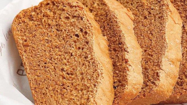 红糖黑麦面包的做法