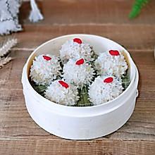 糯米珍珠丸子#硬核家常菜#