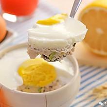 什锦豆腐蒸蛋 宝宝辅食食谱