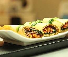 有模有样的蘸酱菜#花10分钟,做一道菜!#的做法