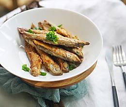 日式料理|香煎多春鱼,外酥内软味鲜美#硬核菜谱制作人#的做法