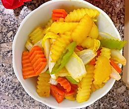 蔬菜大杂烩的做法
