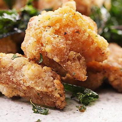 盐酥鸡:台湾最人气的炸鸡块,香酥多汁!