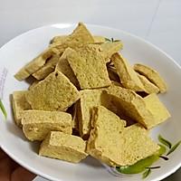 酸辣口儿的炸豆腐的做法图解6