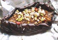 超级美味的蒜蓉烤茄子的做法