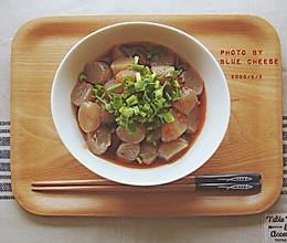薄煎魔芋#憋在家里吃什么#的做法