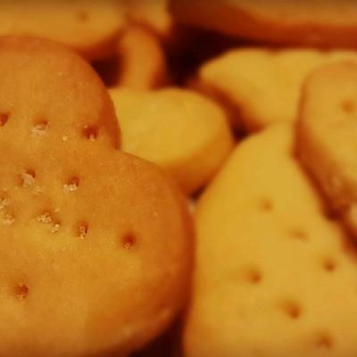 乐之——芝士饼干