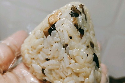 塞尔达-火辣蘑菇饭团