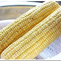 奶油玉米棒的做法图解1