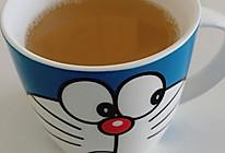 热柠檬苹果桂花茶的做法