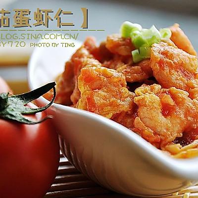 番茄蛋虾仁