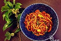 新疆特色炒米粉「吃它」的做法