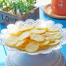 原味薯片#美的微波炉菜谱#