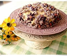无蛋奶纯素奶油花糕的做法