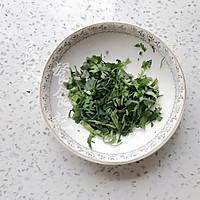 【绿菠菜阳春面】补血促生长发育通肠润燥的做法图解3
