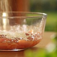 水煮肉片—迷迭香的做法图解2