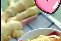 腌凤头姜----嫩生姜的做法