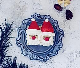 圣诞老人草莓蛋糕卷#美的FUN烤箱.焙有FUN儿#的做法