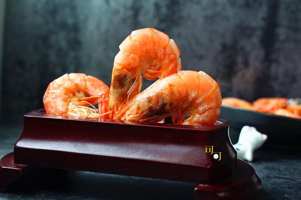 烤虾干BY可可#我要上首页!之夏日清爽家常菜的做法