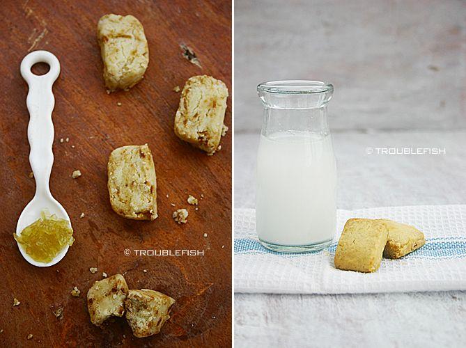 超级简单一样美味的小小酥(植物油饼干)