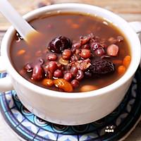 女性补气养血必喝的五红汤五红粥❗️月子汤❗️的做法图解5
