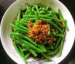 #我们约饭吧#姜汁豇豆的做法