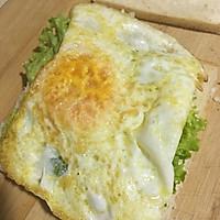 快手营养早餐#急速早餐#的做法图解4
